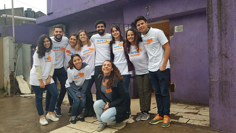 Voluntariado Corporativo We Work